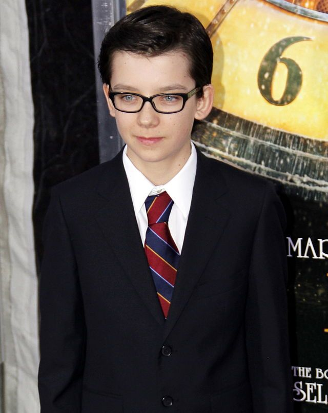 Is Asa Butterfield the new MARVEL Spiderman? - http://filmfreak.org/is-asa-butterfield-the-new-marvel-spiderman/