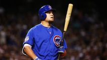 Schwarber Included on Cubs' World Series Roster - http://www.nbcchicago.com/news/local/kyle-schwarber-cubs-world-series-roster-398352701.html