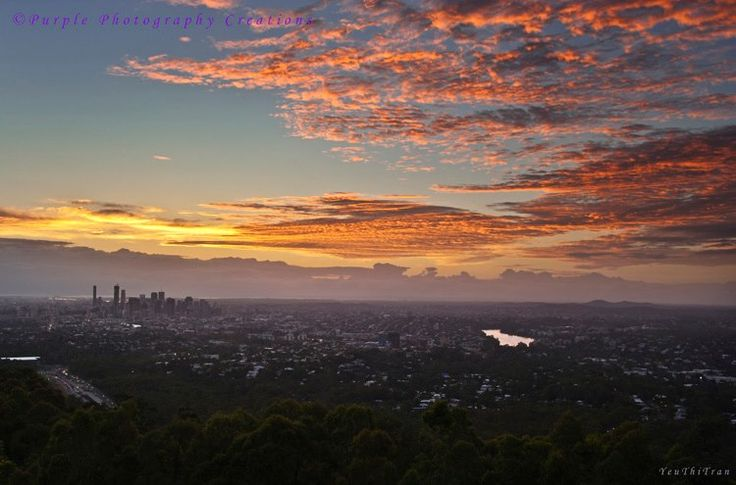 Yeu Thi Tran Brisbane sky. captured by & ©Yeu Thi Tran https://www.facebook.com/pages/Purple-Photography-Creations/148743085221883