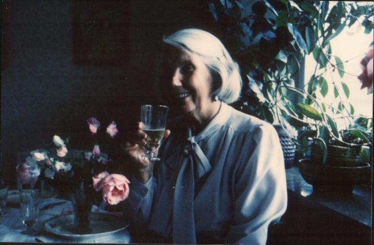 My mother Margit.