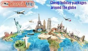 If one of your new year's resolutions involves travelling to beautiful destinations then we have bring for you a way to do that without affecting your pocket. Darshtrip.com offers you the best and the cheapest holiday packages in India. To know more about our packages or to book any of them, visit us today at https://darshtrip.com/.  #holidaypackage #cheapdeals #bestdeals #bestdealsintown #bestdealsever #bestdealsonline #darshtrip