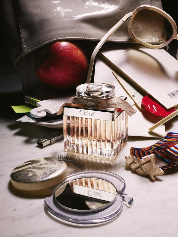 Still life by Chloe perfume campagne
