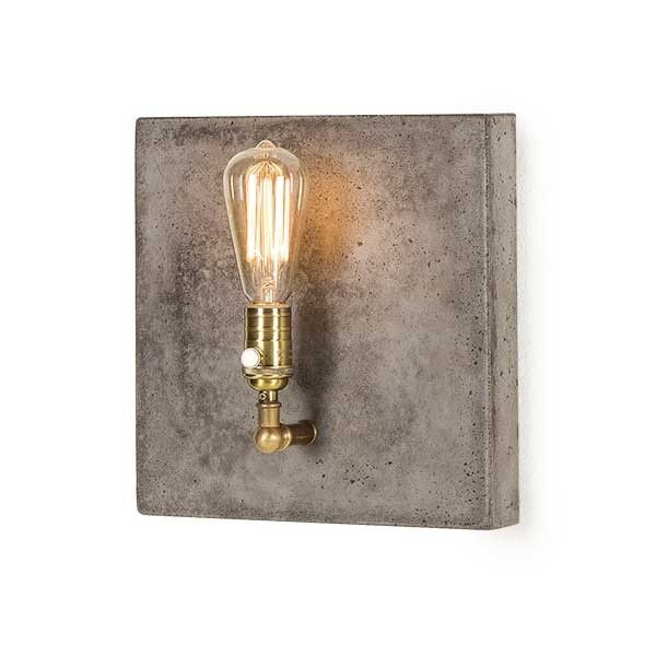 Cameron Single Wall Light Angle