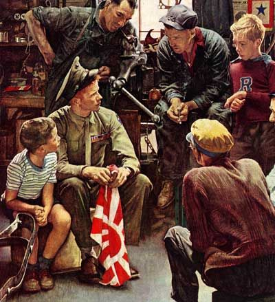 90 best Norman Rockwell images on Pinterest