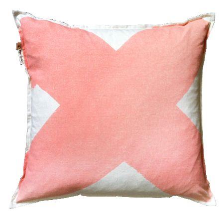 X Series Cushion in Peach