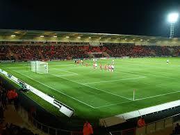 walsall's ground - Bescot Stadium