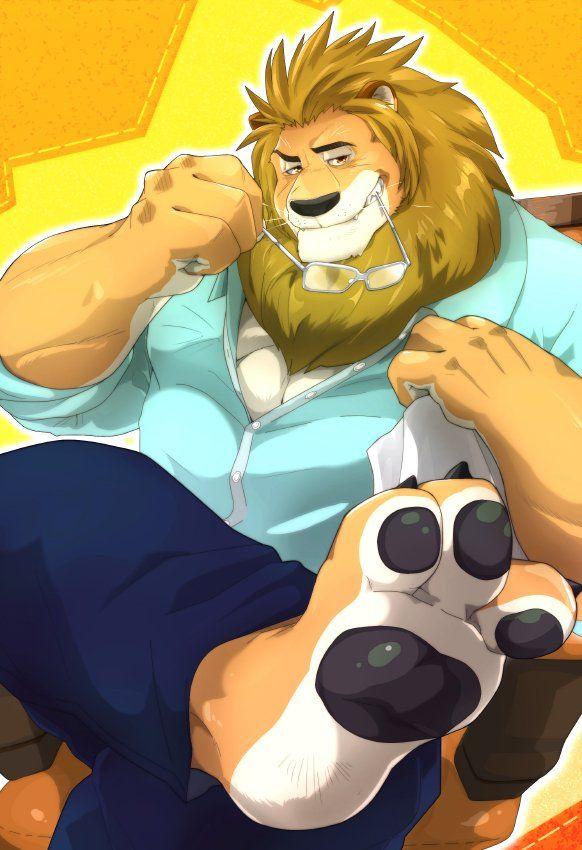 Sexy Mayor Lionheart Zootropolis Zootopia by