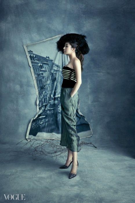 Kang Sora Vogue