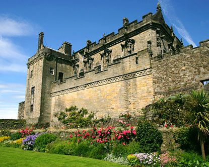 Stirling Castle - Scotland.  My favorite, but I only got to spend about an hour here.  Must go back.