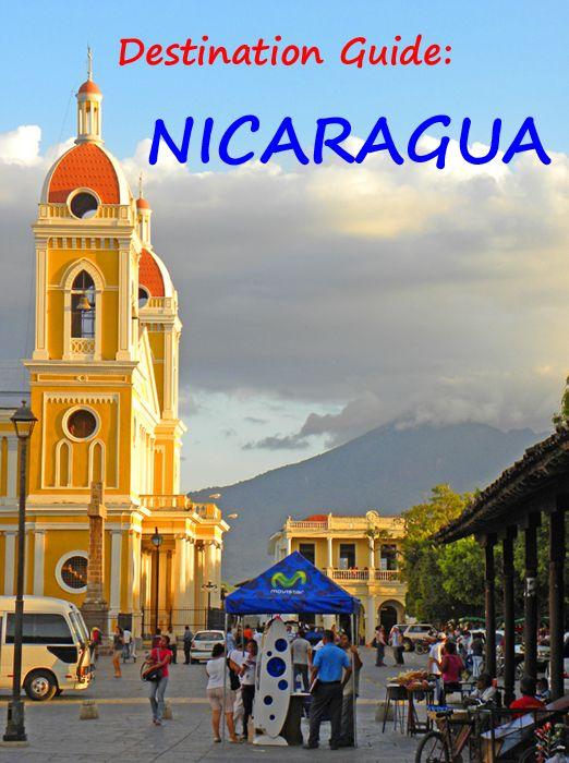 Destination Guide: NIcaragua: http://bbqboy.net/nicaragua-guide-travel-tips/ #nicaragua #destinationguide