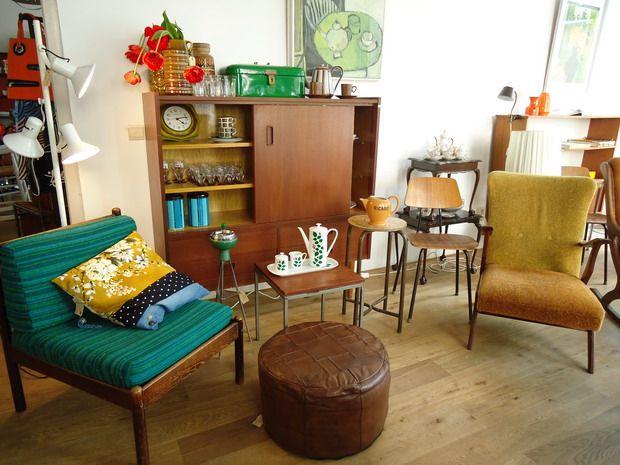 Vintage woonshoppen in Amsterdam - Buitenleven — Het magazine voor levensgenieters