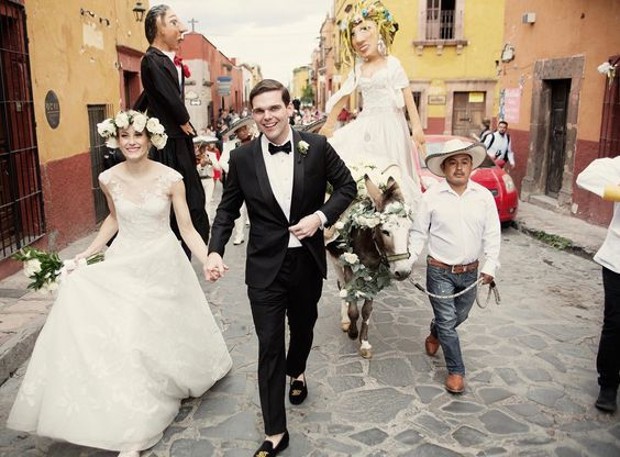 48 best destination weddings images on pinterest trendy wedding our all time favourite vogue weddings junglespirit Image collections