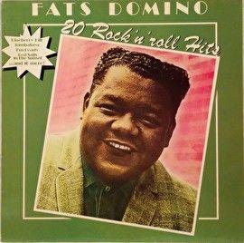 Fats Domino - 20 Rock 'n Roll Hits (LP)