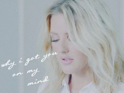 WhyIGotYouOnMyMind? EllieGoulding - For some reason I just started to love this song