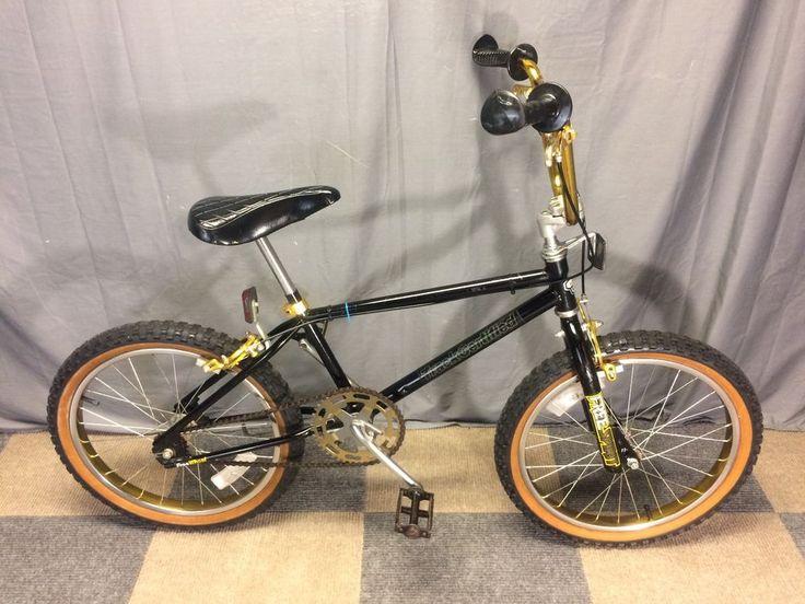 Vintage 80 S Free Spirit Pro Old School Bmx Bike Survivor Track
