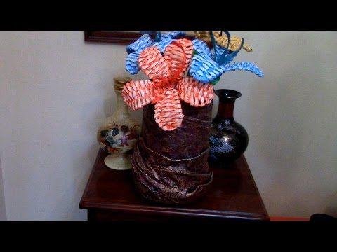 FLORES DE PAPEL - PAPER FLOWERS - YouTube