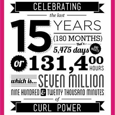 I just entered NaturallyCurly's 15-Year Anniversary September Giveaway to win some amazing curly hair prizes on NaturallyCurly.com! You should enter too. It's easy, click here: http://www.naturallycurly.com/giveaways/NC-15-Year-Anniversary-Sept-Giveaway/st/522a32f5564943.48744280