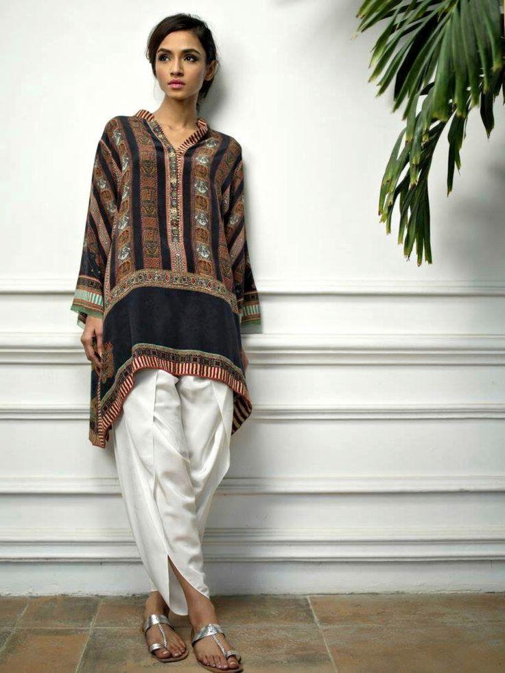 Misha Lakhani, Lookbook, F/W 2015-2016 - High Fashion Pakistan