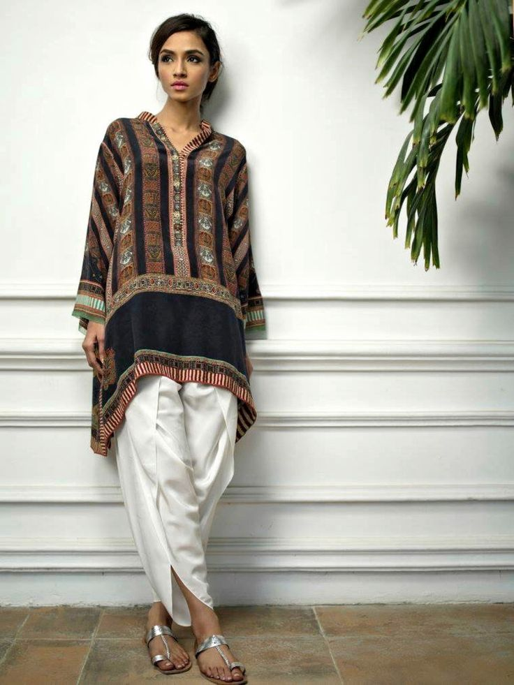 Misha Lakhani, Lookbook, F/W 2015-2016 - High Fashion Pakistan