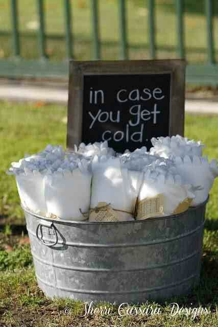 In case you cold because i want my wedding in Feb or March