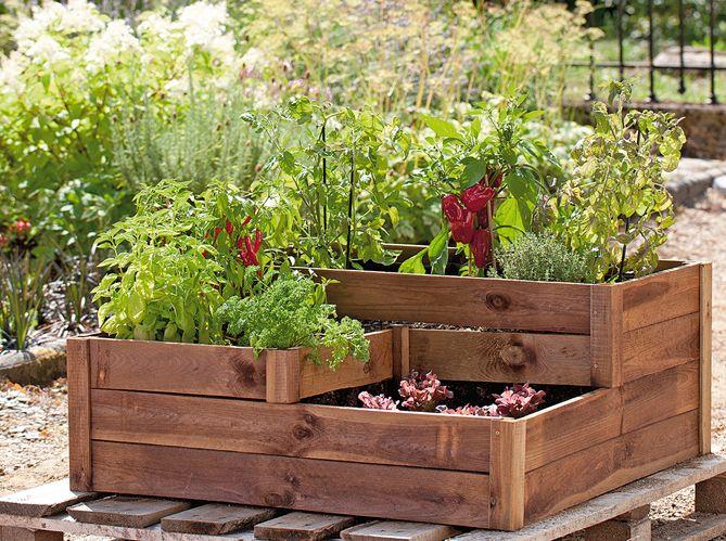 Jardins de ville et petites terrasses : 40 meubles sympas