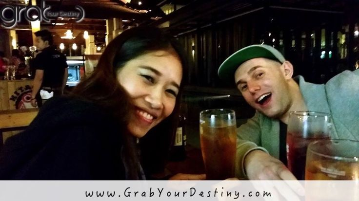 Nights Out With Good Friends In Chiang Mai, Thailand… #Travel #GrabYourDestiny #JasonAndMichelleRanaldi #ChiangMai #Thailand #NightsOutWithFriends   www.GrabYourDestiny.com