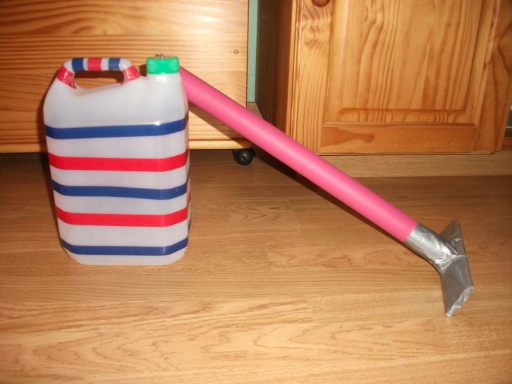 Klas stofzuiger - om het opruimen vlotter te doen verlopen