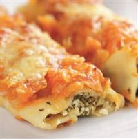 Weigh-Less Online - Chicken Spinach And Mushroom Cannelloni #WeighLessFoods  #SouthAfrica