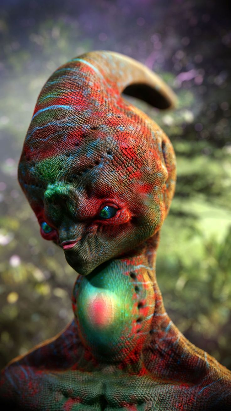 The sexual organs alien substance insertion 10 Concept Artists Who Should Be Making Their Own Movies