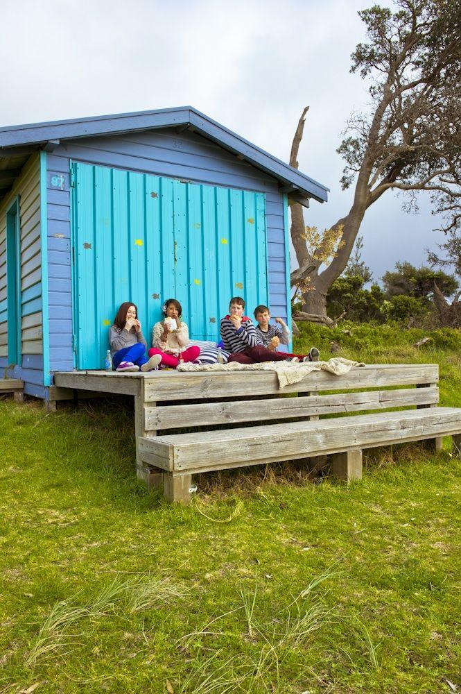 Beautiful Mornington Peninsula - family friendly accommodation and family friendly beaches.