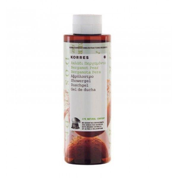 Korres Bergamot Pear Shower Gel 250ml #Korres