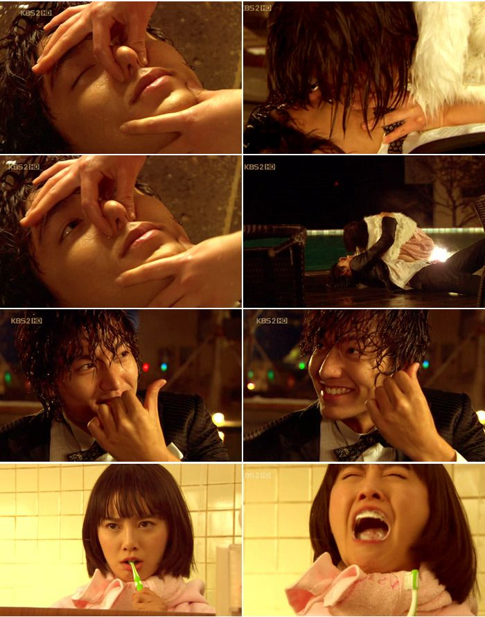 """All I could think when I saw this scene was, """"he stole that move from Squints.""""인터넷바카라★(  AMPM9.COM )★마카오바카라 ('o')"""