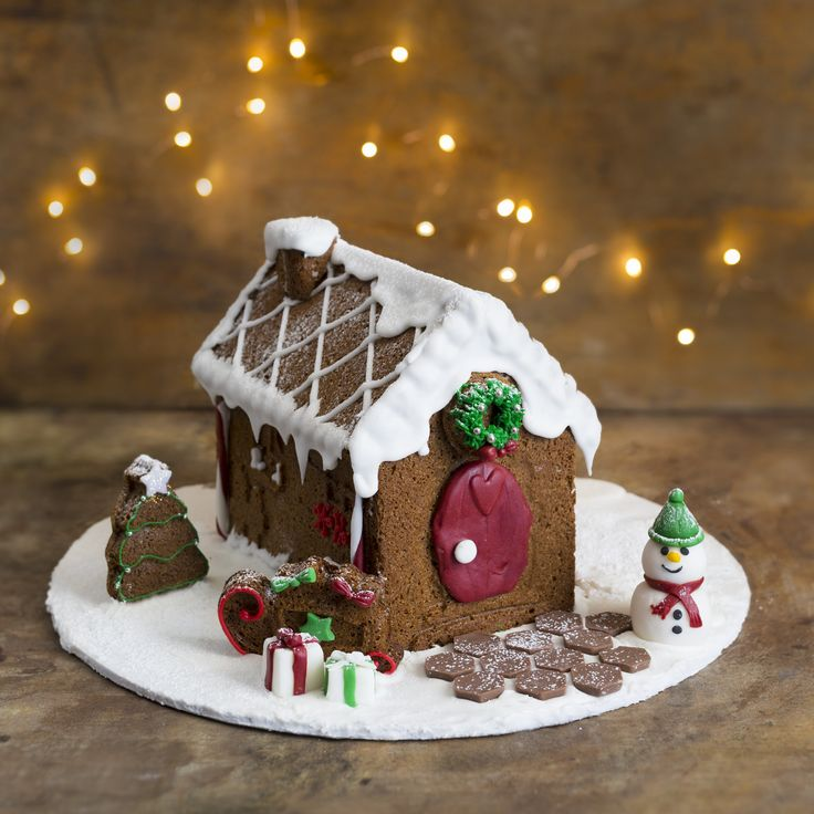 Gingerbread house | THERMOMIX | Good food, gluten free |