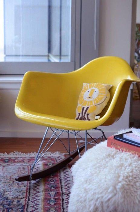 25+ best ideas about fauteuil à bascule on pinterest | bascule d ... - Chaise A Bascule Eames 2