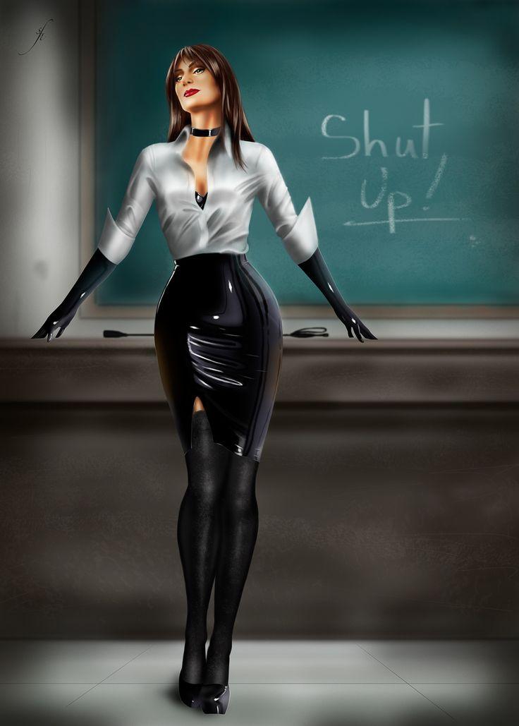 bdsm teacher
