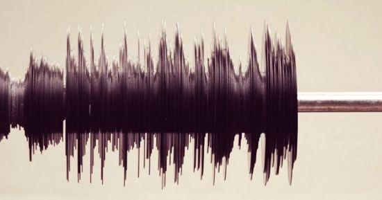 Représentation visuelle du son