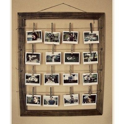 I have to make this with a vintage frame.