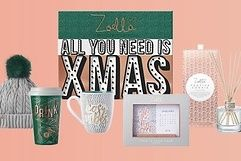 Zoella Lifestyle Christmas Range Preview | www.makeupinflight.com