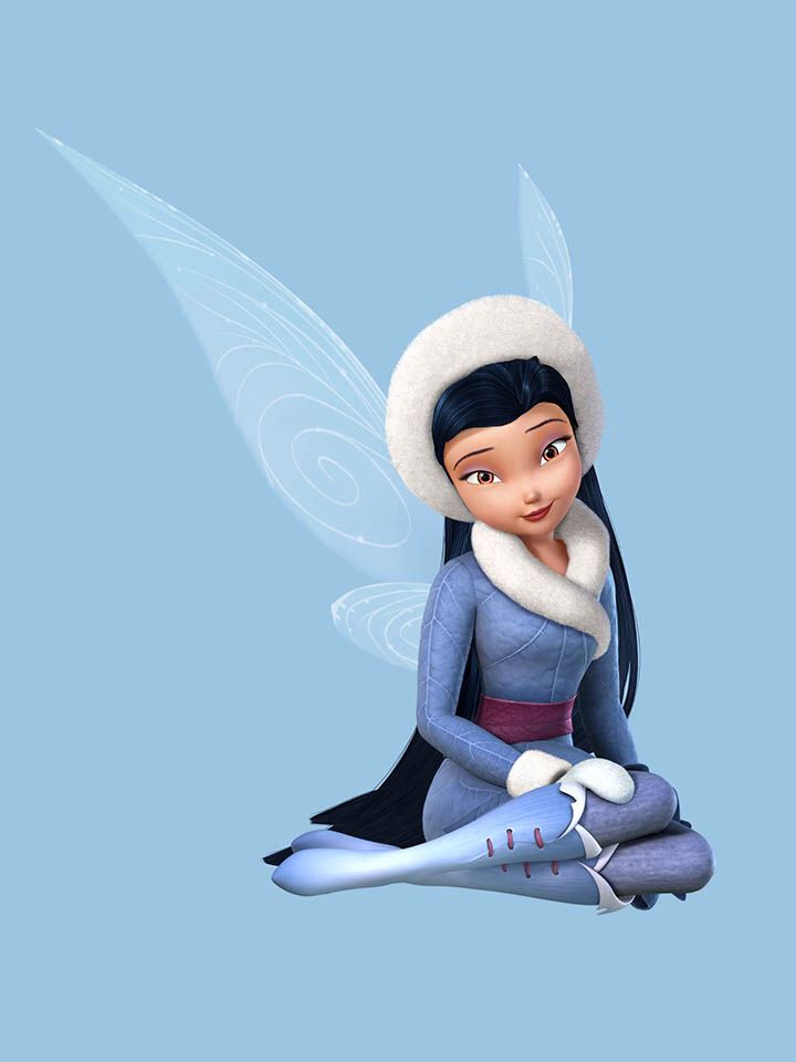 My second fave fairy