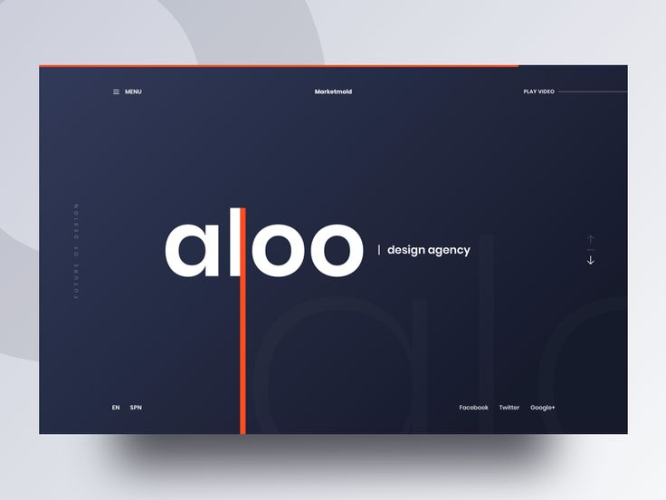 "Hello, This is an experimental minimal design concept. I will post full explorations one by one. :) ""Simplicity, wit, and good typography."" –Michael Bierut Don't miss to view full pixel :) .. ..."