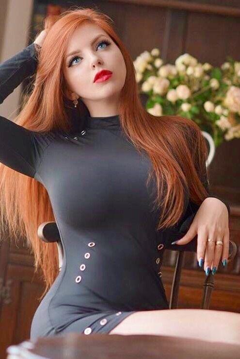 Brunette Strawberry redhead blonde