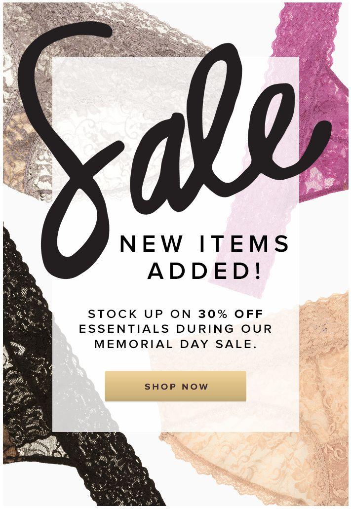 TRUE : Sale