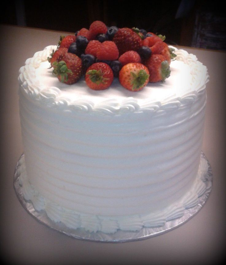Italian Chantilly Cake ( Mock Whole Foods Berry Chantilly Cake) on Cake Central