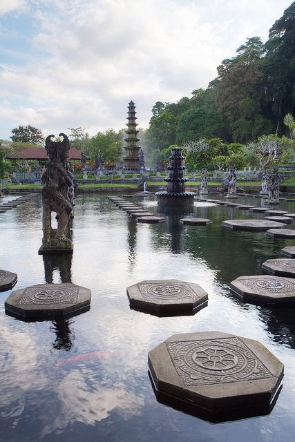 Stepping Stones - Bali, Indonesia