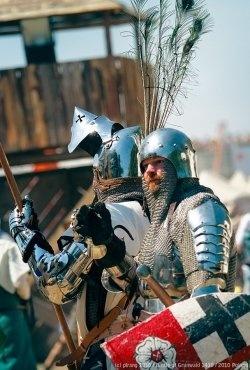 Medieval Knights : Battle of Grunwald 1410 - Medieval Live Event - Poland.