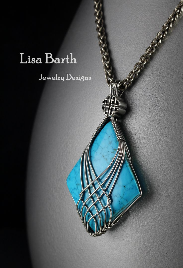 187 best Jewelry Making - Pendants Intricate Wire images on ...