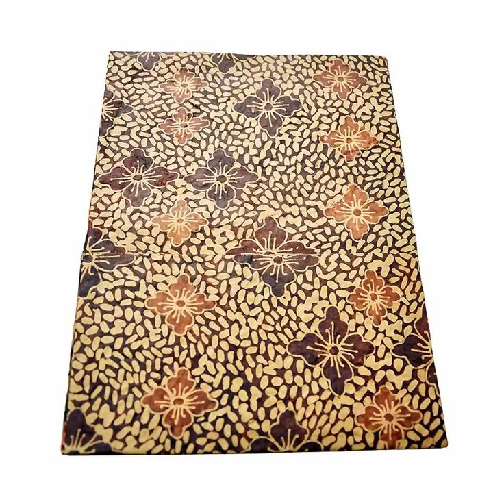 Recycled Cement Bag giftwrap sheets 40x40cm batik motif, currently AU$10.00 + postage from Oxfamshop (AU) #giftwrap #wrappingpaper #batik #fairtrade #oxfam