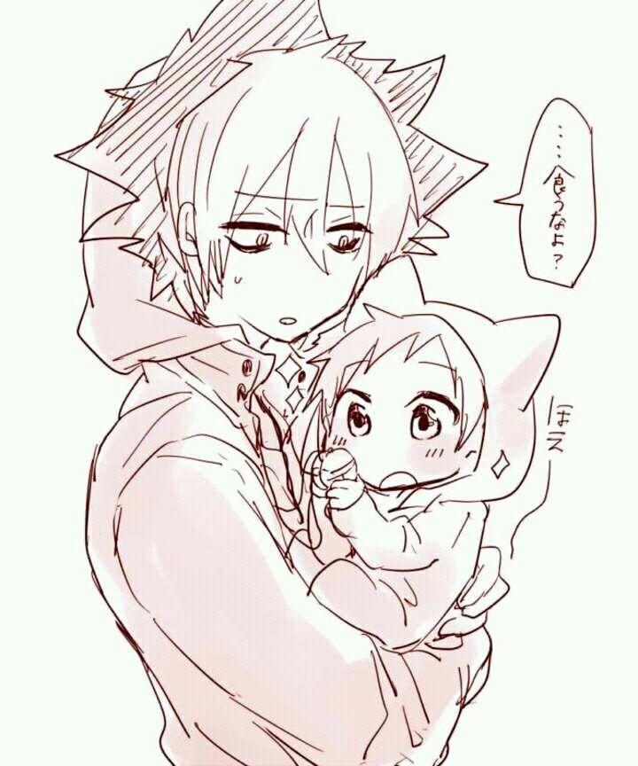 De recompensa les comparto esta imagen kuromahi <3