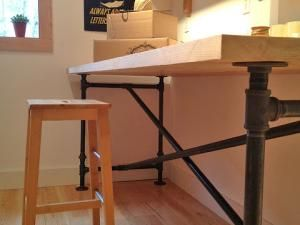 les 51 meilleures images propos de meubles palettes sur. Black Bedroom Furniture Sets. Home Design Ideas