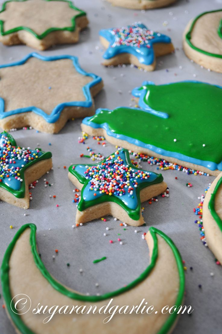 Ramadan and Eid cookies